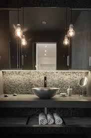 Bathroom Countertops And Sinks 32 Trendy And Chic Industrial Bathroom Vanity Ideas Digsdigs