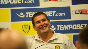 brewers boss knows strength of norwich squad news burton albion