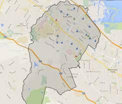 san jose unified district map schools palo alto unified school district