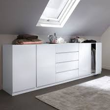 armoire basse chambre armoire basse de chambre my