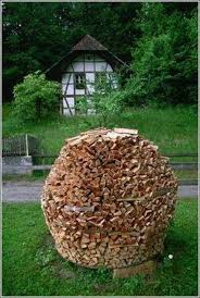 creative firewood storage ideas turning wood into beautiful yard