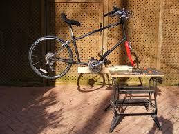 Workmate Reloading Bench Diy Workmate Bike Repair Stand Bentrider Online Forums