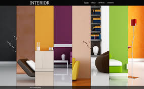 Home Interior Catalog 2012 Interior Design Flash Template 40372