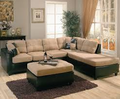 Latest Sofa Designs Buchannan Faux Leather Corner Sectional Sofa Black Best Home