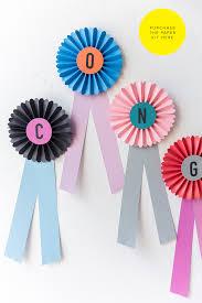 paper ribbons congrats decor07 png