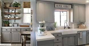 gray walls with stained kitchen cabinets how to decorate with gray kitchen cabinets remodel or move