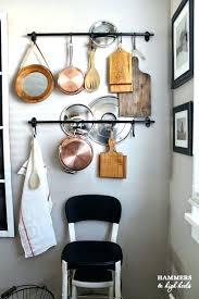 kitchen island with pot rack kitchen scenic hanging pans in kitchen island pot hanger rack
