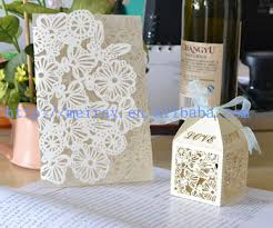 wholesale wedding favors china wholesale wedding favor lace flower laser cut wedding
