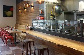 Restaurant Kitchen Designs by Bang Chop Now Open Thai Restaurant In West Loop