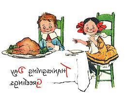 thanksgiving dinner table clipart clipartsgram