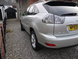 lexus glasgow jobs lexus rx300 se amazing car fsh 88 000 miles in southside