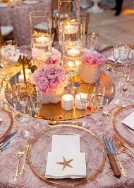 Ideas For Centerpieces For Wedding Reception Tables by Best 25 Beach Wedding Centerpieces Ideas On Pinterest Beach