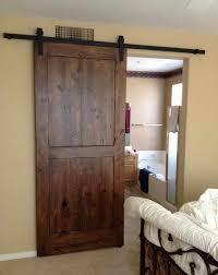Barn Door Designs Stainless Steel Sliding Barn Door Hardware Deboto Home Design