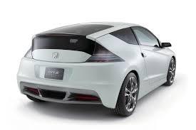 Honda Crz 4 Seater Honda Cr Z Image 5