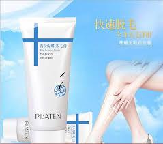 16 pcs lot pilaten painless depilatory cream legs depilation cream