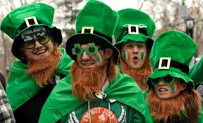 12 best st patrick u0027s day celebrations around the world because