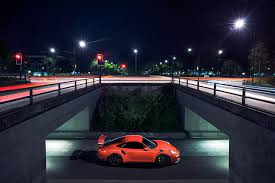 porsche night photos 2015 porsche 911 gt3 rs uk spec 991 pink color roads cars