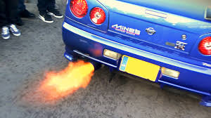 nissan skyline price in pakistan nissan skyline r34 gtr anti lag flames youtube