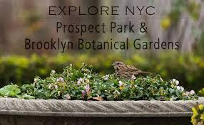 Prospect Park Botanical Garden Usa Prospect Park And Botanical Gardens New York City