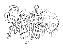 muffin coloring page by colorful language 2015 posted