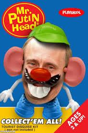 Potato Head Kit Disguise Vladimir Putin Potato Head Toy Pictures Freaking
