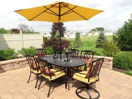 Umbrella Hole Ring Set by Best Patio Table Umbrella Ideas