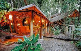 luxury tree house in puerto viejo costa rica
