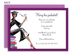 grad party invitations girl graduation invitations graduation announcements