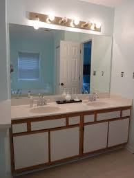 bathroom cabinet refinishing painting bathroom cabinets white