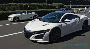 Acura Sports Car Price 2017 Acura Nsx Gallery Slashgear