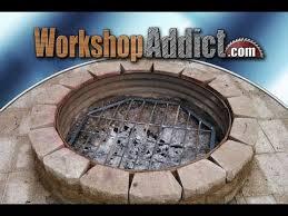 Firepit Grates Pit Grating Project