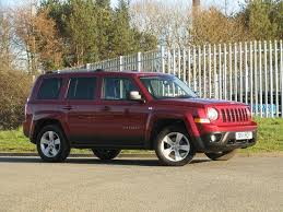 jeep patriot for sale used jeep patriot 2011 diesel 2 2 crd limited 5dr 4x4 manual