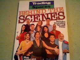 trading spaces tlc trading spaces behind the scenes paperback ty pennington paige
