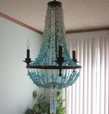 Turquoise Glass Pendant Light Furniture Magnificent Turquoise Light Fixture Commercial