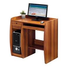 Computer Desk Wooden Wooden Computer Table Designs Computer Tables Pinterest