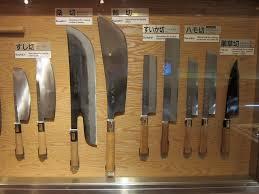 japan trip knife pics the big and the strange