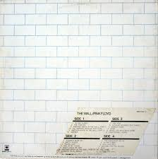 pink floyd archives hong kong lp discography back cover white brick wall sticker with song listing inside cover scarfe characters in the bottom right corner is the catalog number 40ap 1750 1