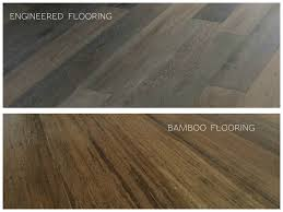 the basics of engineered timber and solid bamboo flooring and how