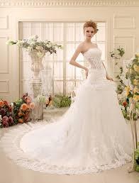 milanoo robe de mari e robe de mariée fabuleuse sirène en tulle ivoire avec applique