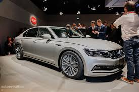 2016 volkswagen phideon revealed to europeans will be sold in