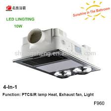 Buy Bathroom Heater by Ccc Ce Saa Approved Led 10w Bathroom Heater Fans With Infrared