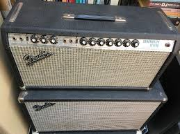 vintage fender 2x12 cabinet price crash vintage silverface fender bandmaster reverb with 2x12