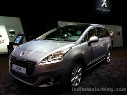 peugeot cars in india peugeot ceo teases the 3 new suvs coming in 2016