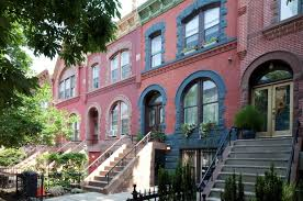 what is a row house anyway brooklyn architecture history