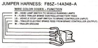 2009 e 350 trailer wiring harness f150online forums