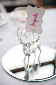 silver wedding table numbers gold table number holder silver wedding centerpieces copper