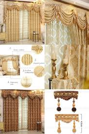 Buy Valance Curtains Visit To Buy Helen Curtain Luxury Europe Style Curtains With