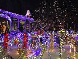 accessories lights on led outdoor tree