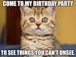Birthday Party Memes - top 100 original and hilarious birthday memes part 2