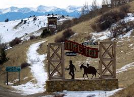 Colorado Casinos Map by Cripple Creek Colorado Wikipedia